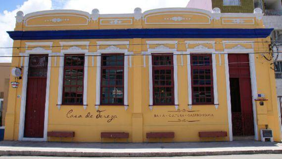 Fachada Casa de Tereza